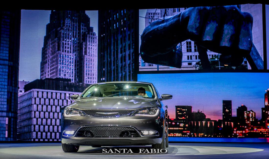 2014 North American International Auto Show