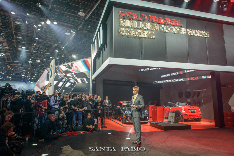 2014 North American International Auto Show